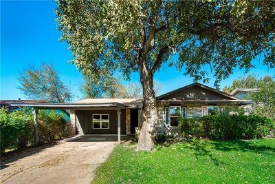 Dallas TX Single Family Home For Sale: $169,000