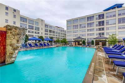 Dallas, Fort Worth, Highland Park Condo For Sale: 2600 W 7th Street #1531