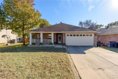 Corinth TX Single Family Home For Sale: $234,000