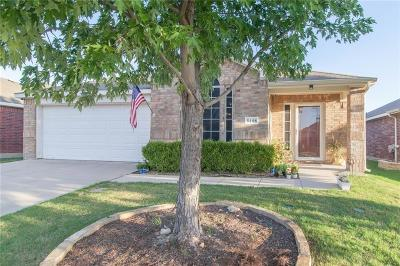 Fort Worth Single Family Home For Sale: 6408 Stone Lake Drive