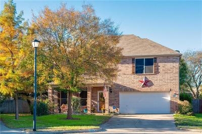 Midlothian Single Family Home For Sale: 2213 Goose Down Court
