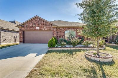 Fort Worth Single Family Home For Sale: 1740 Jacona Trail