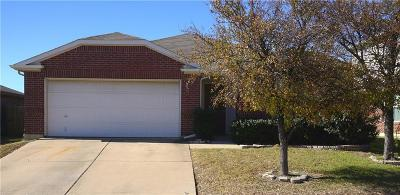 Fort Worth Single Family Home For Sale: 8413 Cactus Patch Way