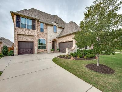 Keller Single Family Home For Sale: 1070 Woodford Drive