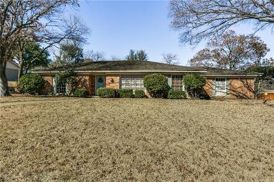 Fort Worth Single Family Home For Sale: 6400 Lansdale Road