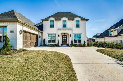 Aledo Single Family Home For Sale: 314 Creekview Terrace