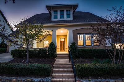 McKinney Single Family Home For Sale: 2509 Pearl Street