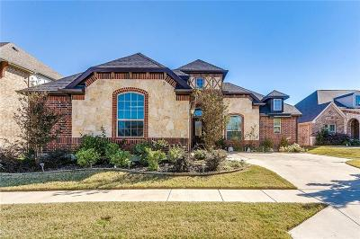 Burleson Single Family Home For Sale: 1209 Yosemite Way