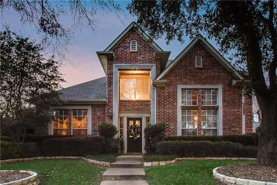 Flower Mound Single Family Home For Sale: 2613 Cape Brett Drive