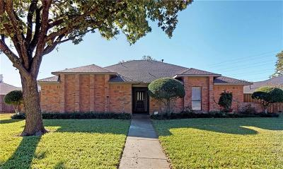 Garland Single Family Home For Sale: 1114 Lupine Drive