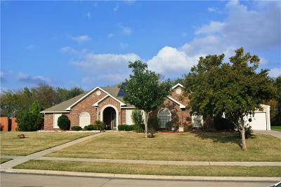 Crandall Single Family Home For Sale: 304 Country View Lane