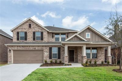 Forney Single Family Home For Sale: 1620 Yellowstone Drive