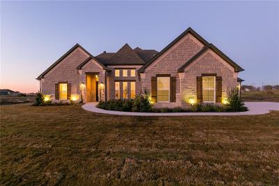 Johnson County Single Family Home For Sale: 8504 Tuscan Way