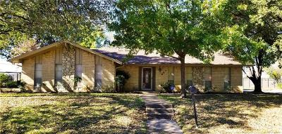 Hurst Residential Lease For Lease: 237 Cooper Drive
