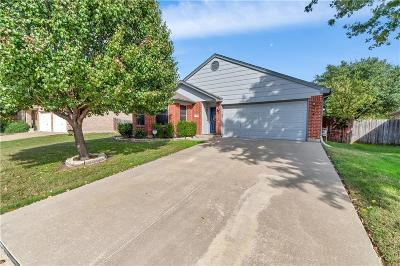 Fort Worth Single Family Home For Sale: 7612 Brittany Place