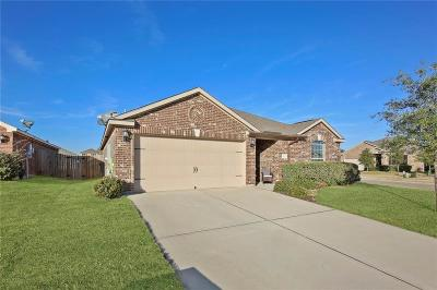 Anna TX Single Family Home Active Option Contract: $210,000