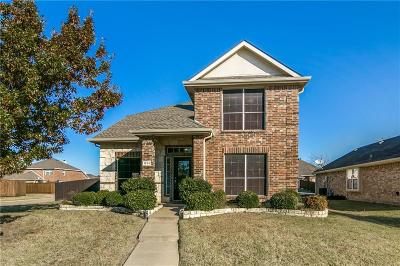 Wylie Single Family Home For Sale: 1201 Destiny Court