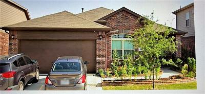 Fort Worth Single Family Home For Sale: 1829 Jacona Trail