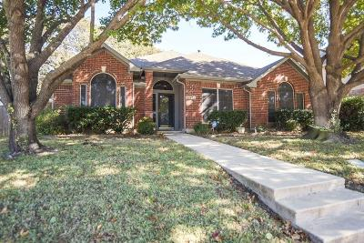 Lewisville Single Family Home For Sale: 1905 Hidden Trail Drive