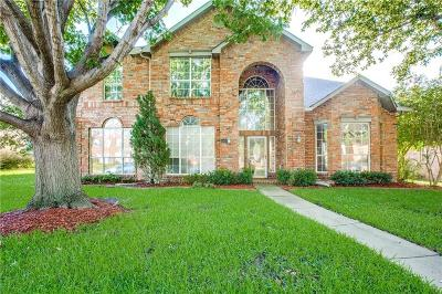Carrollton Single Family Home For Sale: 3202 Hillpark Lane