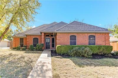 Azle Single Family Home For Sale: 1729 Spinnaker Lane