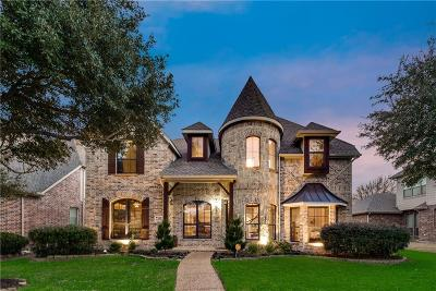 Allen TX Single Family Home For Sale: $485,000
