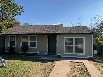 Single Family Home Active Option Contract: 310 Brodie