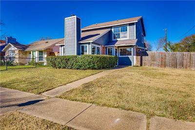 Dallas Single Family Home For Sale: 10647 Hamlin Drive