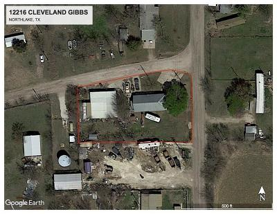 Commercial For Sale: 12216 Cleveland Gibbs Road