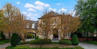 Dallas Single Family Home For Sale: 12211 Creek Forest Drive
