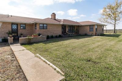 Single Family Home Active Option Contract: 4418 Fm 1827