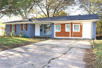 Mesquite Single Family Home For Sale: 3341 Caribbean Drive