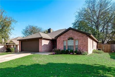 Mansfield Single Family Home For Sale: 3106 Scenic Glen Drive