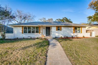 Richardson Single Family Home For Sale: 409 Fairview Drive