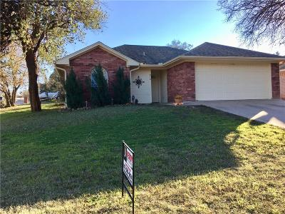 Parker County Single Family Home For Sale: 816 E 2nd Street