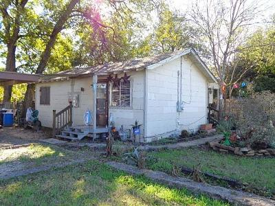 Dallas Single Family Home For Sale: 606 W 12th Street