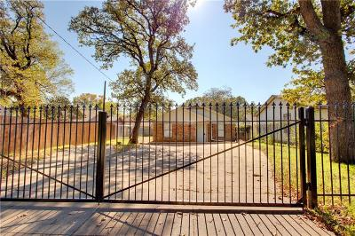 Fort Worth Single Family Home For Sale: 4422 Hampshire Boulevard