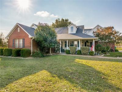Crandall Single Family Home For Sale: 1591 Fm 741