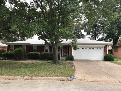 Fort Worth Single Family Home For Sale: 2113 Robinwood Drive