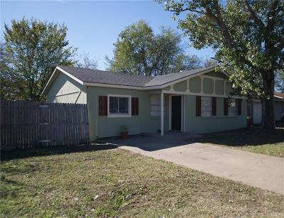 Fort Worth Single Family Home For Sale: 4212 Moberly Street