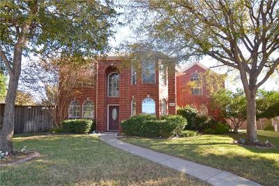 Frisco Single Family Home For Sale: 6548 Bolliger Court