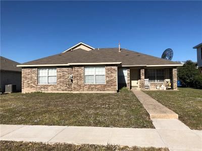 The Colony Single Family Home For Sale: 5937 Mages Drive