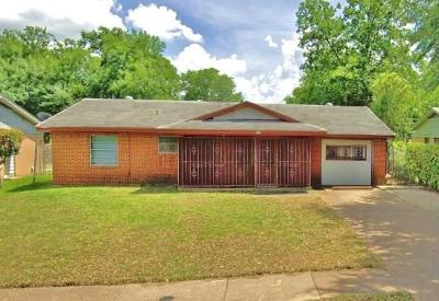 Dallas Single Family Home For Sale: 752 Ivywood Drive