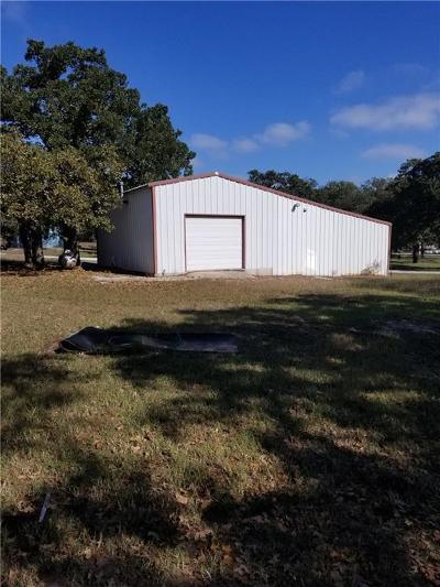 Briar Oaks Ranchett Single Family Home For Sale: 119 Briar Oaks Drive