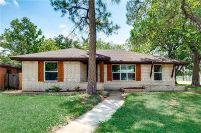 Dallas, Fort Worth Single Family Home For Sale: 2531 Utica Drive