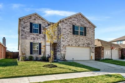 Little Elm Single Family Home For Sale: 3008 Montserrat Creek Drive