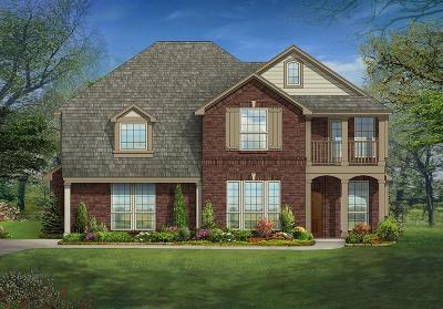 Desoto Single Family Home For Sale: 1136 Richard Pittmon Drive