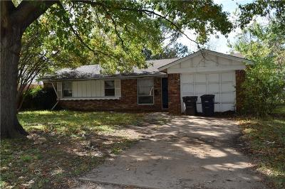 Fort Worth Single Family Home For Sale: 1608 Muse Street