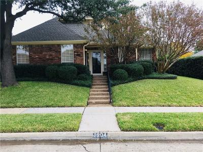 Plano Single Family Home For Sale: 1904 Pantigo Drive
