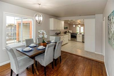 Dallas, Fort Worth, Highland Park Single Family Home For Sale: 856 N Bailey Avenue